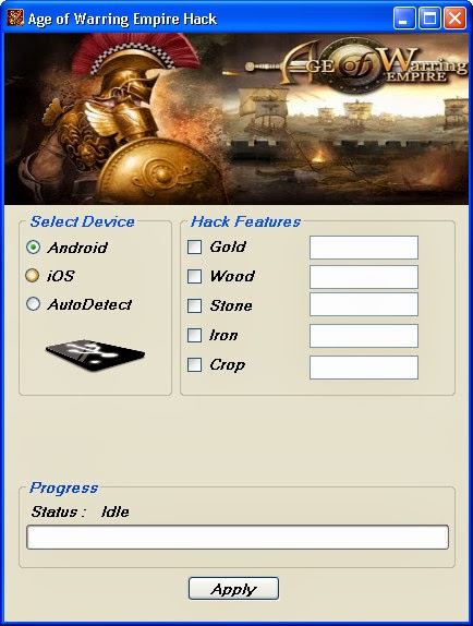 Age of warring cheat and hack for gold and more