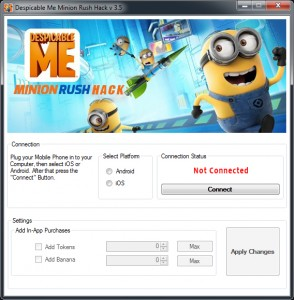 Despicable Me Minion Rush Hack (1)