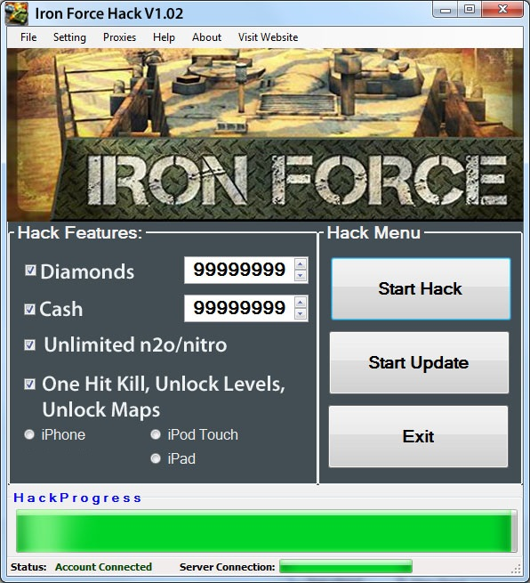ironforcehack11